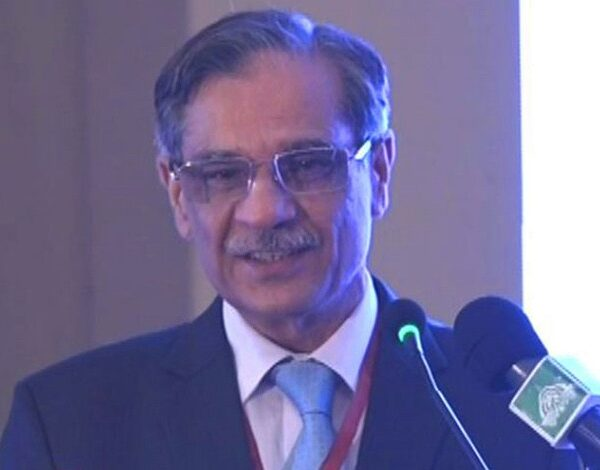 CJP Saqib Nisar to visit Thar on December 12